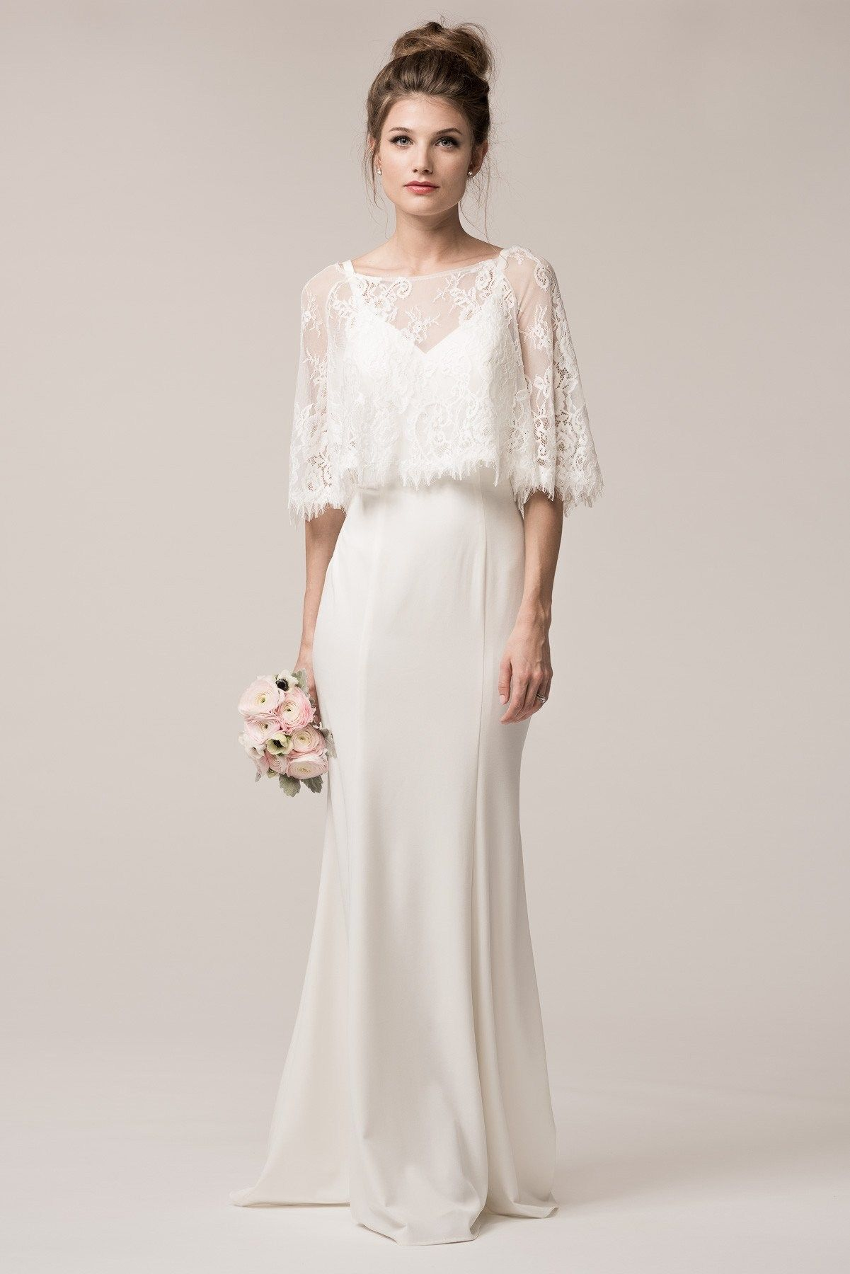 Wedding Dresses Dazzling To Amazing Gown Suggestion Lovely Ways Simple Elegant Wedding Wedding Dresses Minimalist Wedding Dresses Wedding Dress Accessories