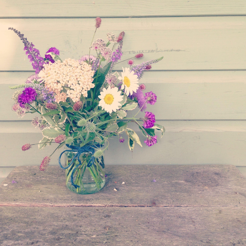 Flowers In Jars Wedding: Wedding Flowers, Jam