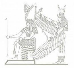 Ancient Egyptian Art Coloring Pages Free Colouring Pictures to Print ...