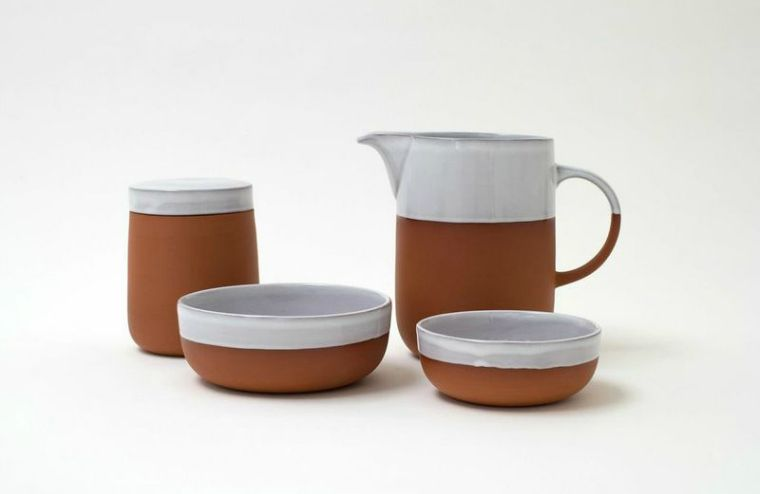 Sue Pryke is a British homeware designer. Sue recently collaborated with traditional craftsmen on a range of high quality tableware products made by hand. & Simple and Stylish Tableware | Terracotta Tablewares and Craftsman