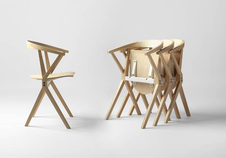 Chair b bd barcelona design by konstantin grcic. folding chairs