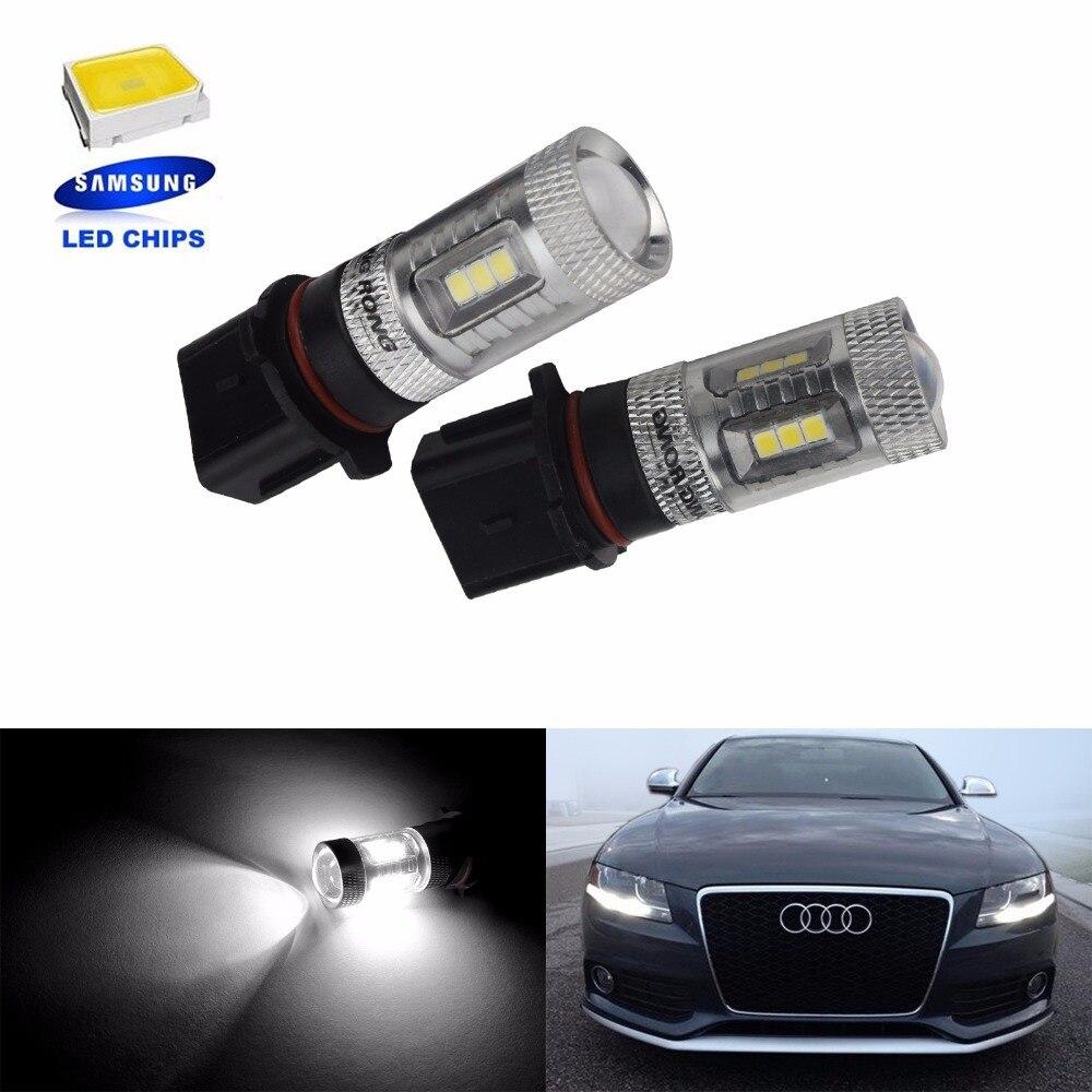 15w Led Fog Daytime Running Light For Skoda Yeti 5l 508 For Audi A4 B8 Best Price Oempartscar Com Audi Audi A4 Škoda Yeti