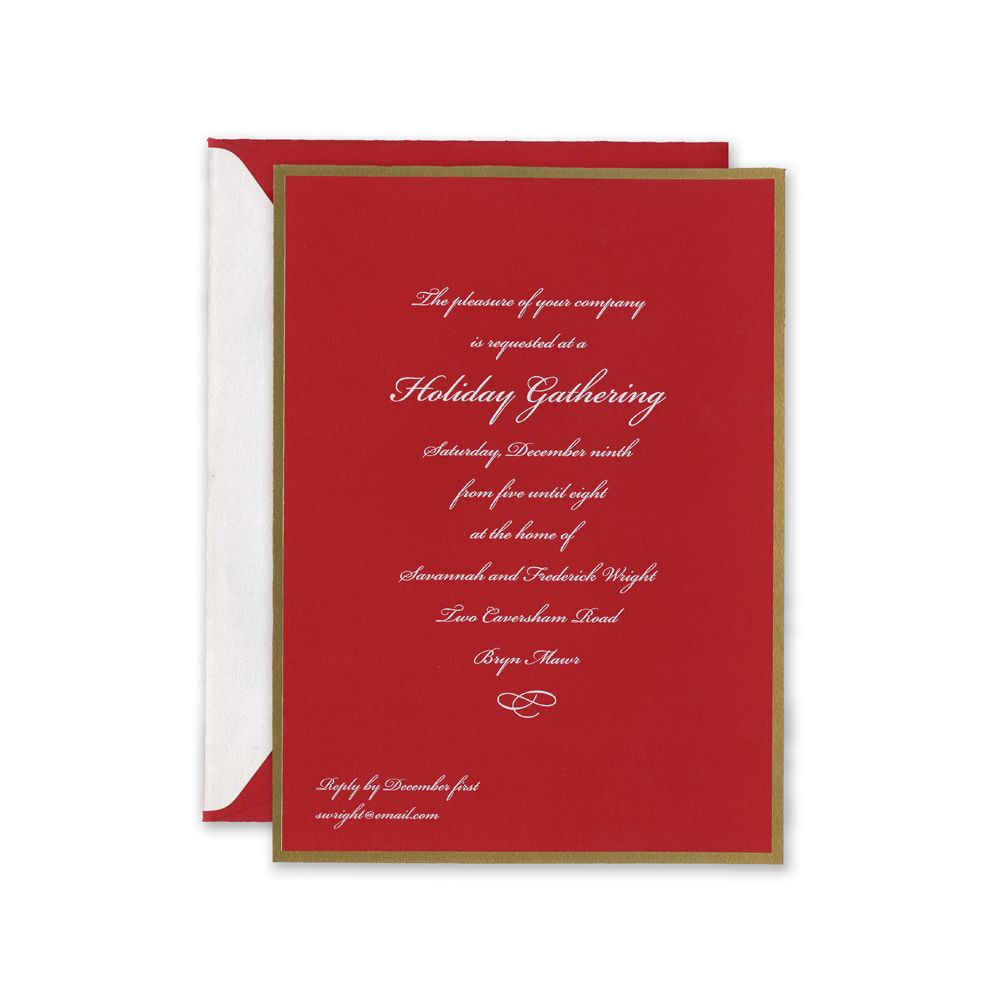 Crane & Co. Stationery Holiday Cards | Crane & Co. Fine Stationery ...