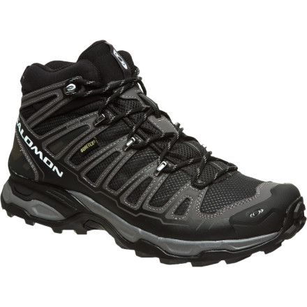 SalomonX Ultra Mid GTX Hiking Boot Men's | Best hiking