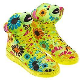 adidas Jeremy Scott Bear Shoes | Jeremy