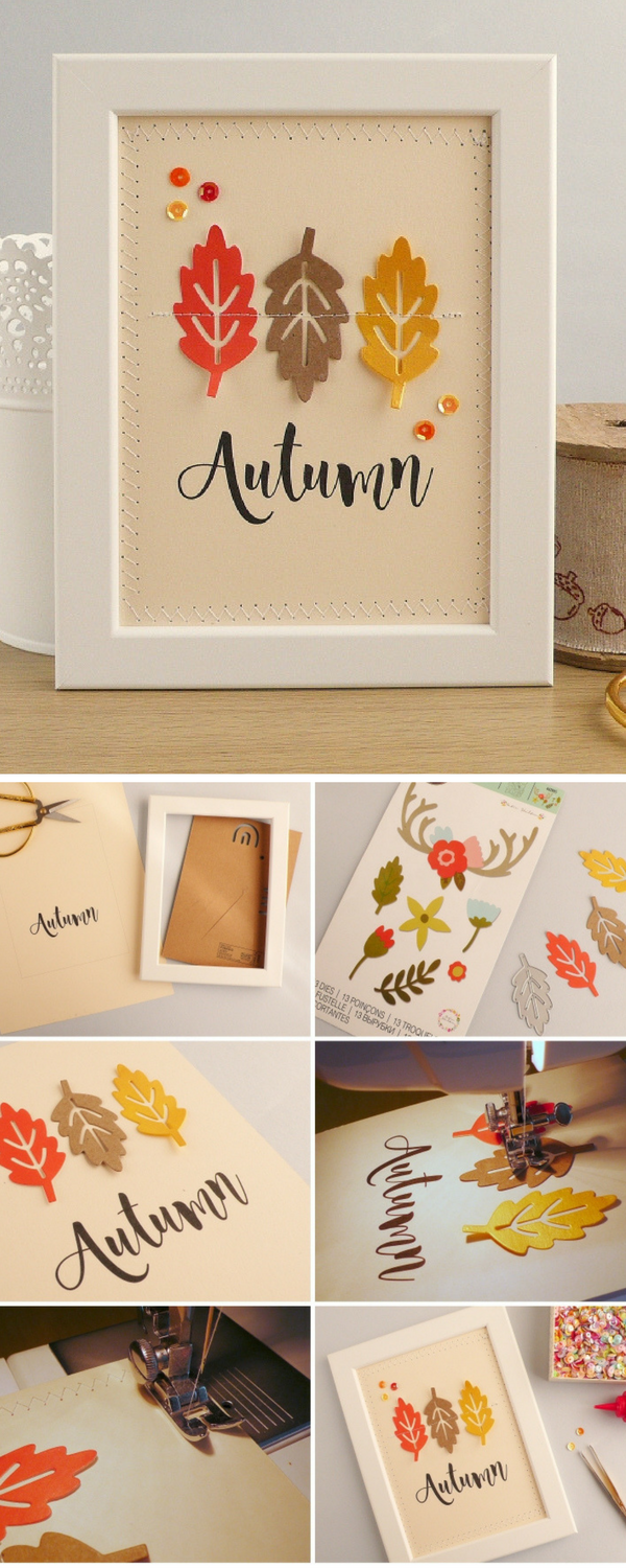 Abc Design Buggy Board Anleitung Make Your Own Diy Autumn Frame Papercraft With Brand New