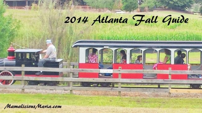 Atlanta Fall Activity Guide 2014: Apple picking, pumpkin patches, Halloween events & EVERYTHING else!