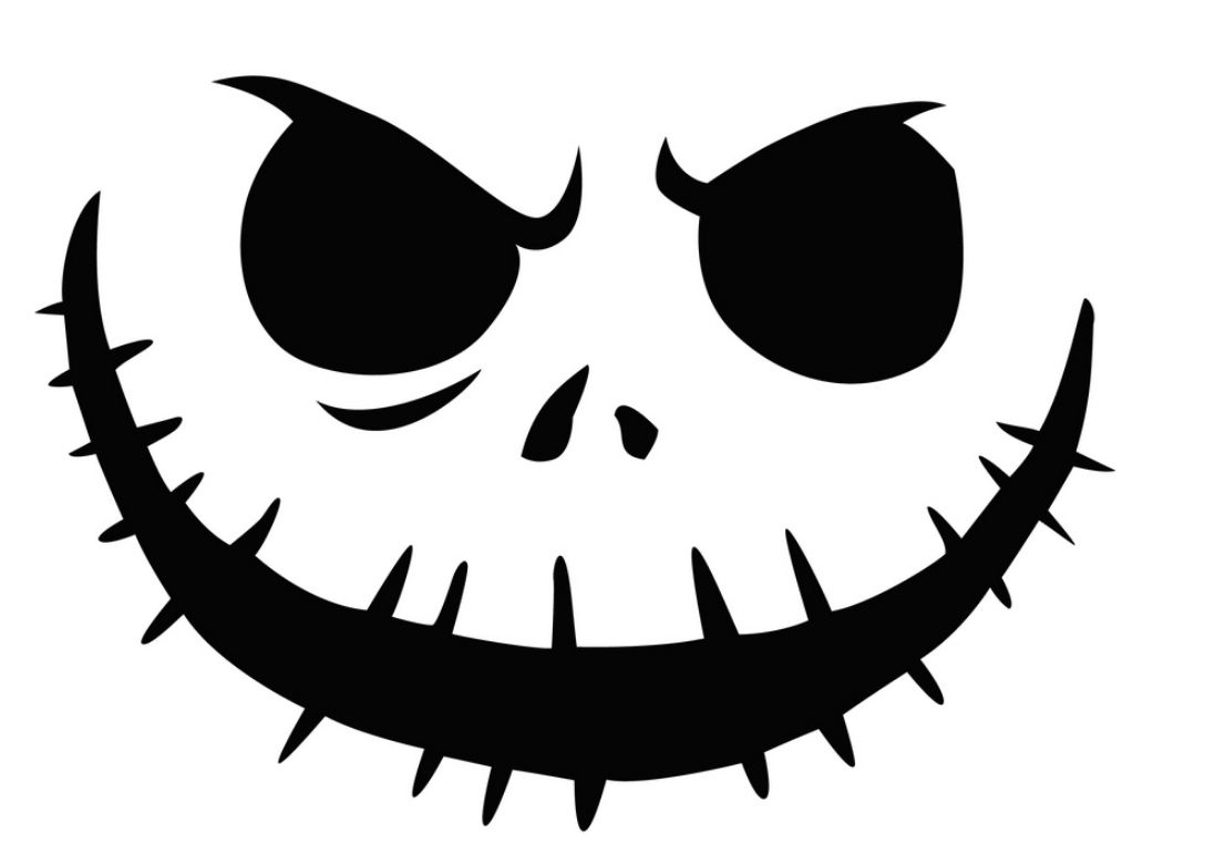 Halloween Free Stencils Print Cut Out