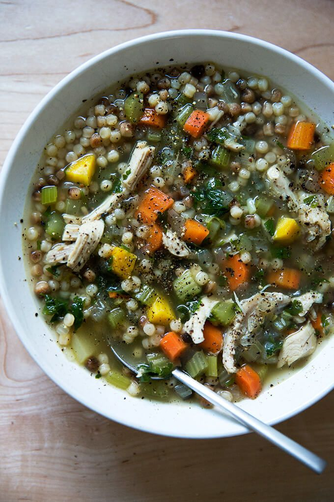 Chicken Noodle Soup Recipe Chicken noodle soup easy
