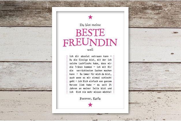 Komplimente an beste freundin | Freundschaftssprüche beste