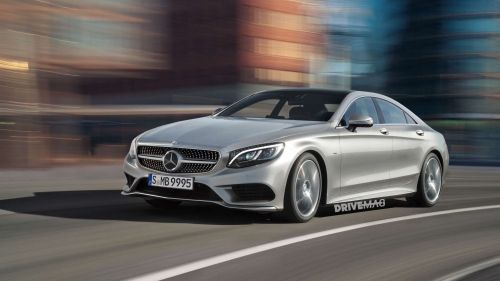 2018 Mercedes Benz Cls To Offer Five Seats Inline Six Engines Http