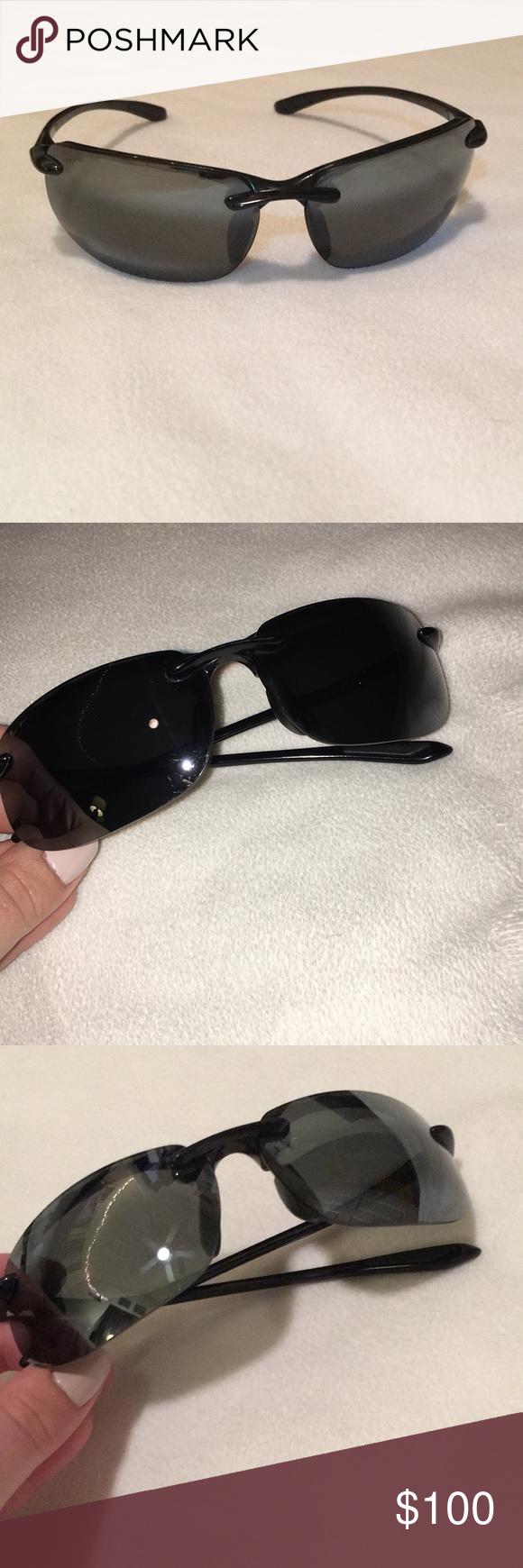 2992c67b06a Maui Jim MJ Sport    MJ-412-02 Banyans Sunglasses Good quality