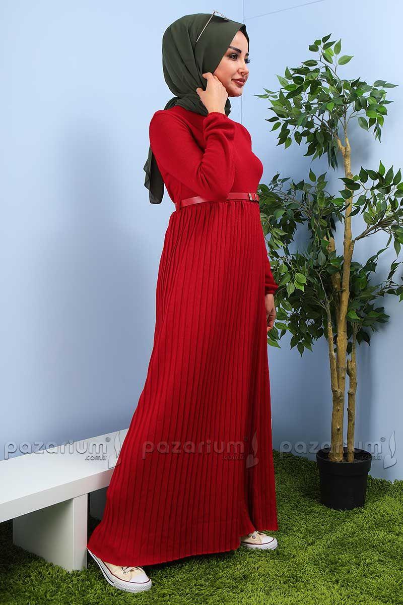 Pazarium Com Tr Adli Kullanicinin Tesettur Elbise Modelleri Panosundaki Pin Moda Stilleri Elbise Modelleri Giyim