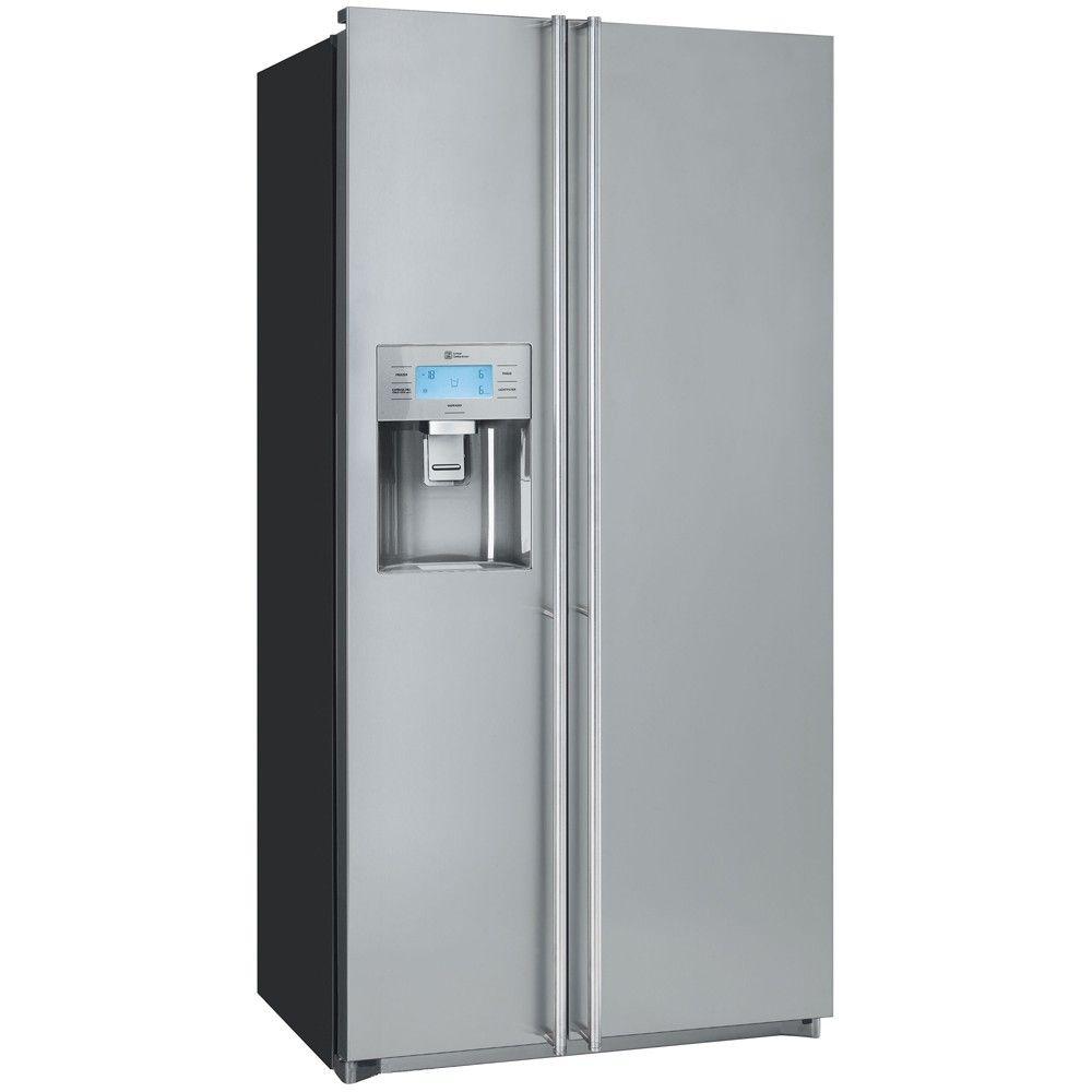 Smeg American Style Front Clad Fridge Freezer FA55XBIL3 £2449 ...