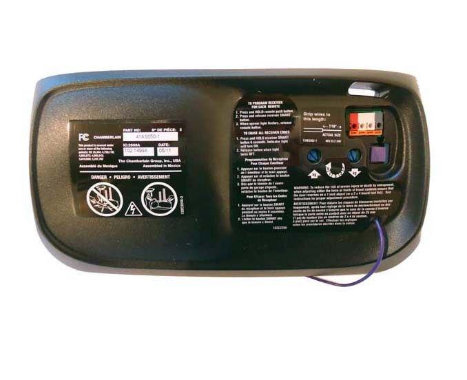 Liftmaster 41as050 1 Garage Door Opener Logic Control Board 315 Mhz