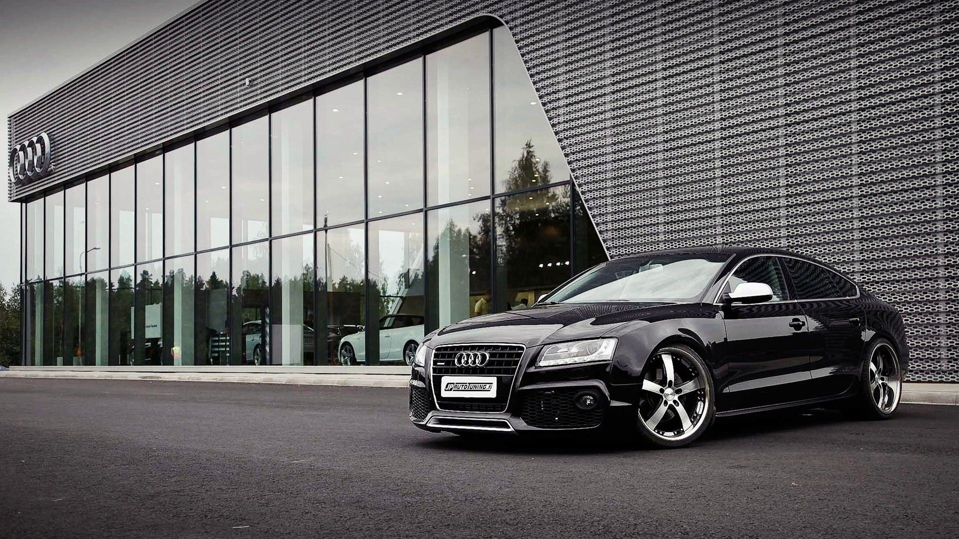 Black Audi Rs5 Hd Wallpaper Audi A5 Audi Black Audi
