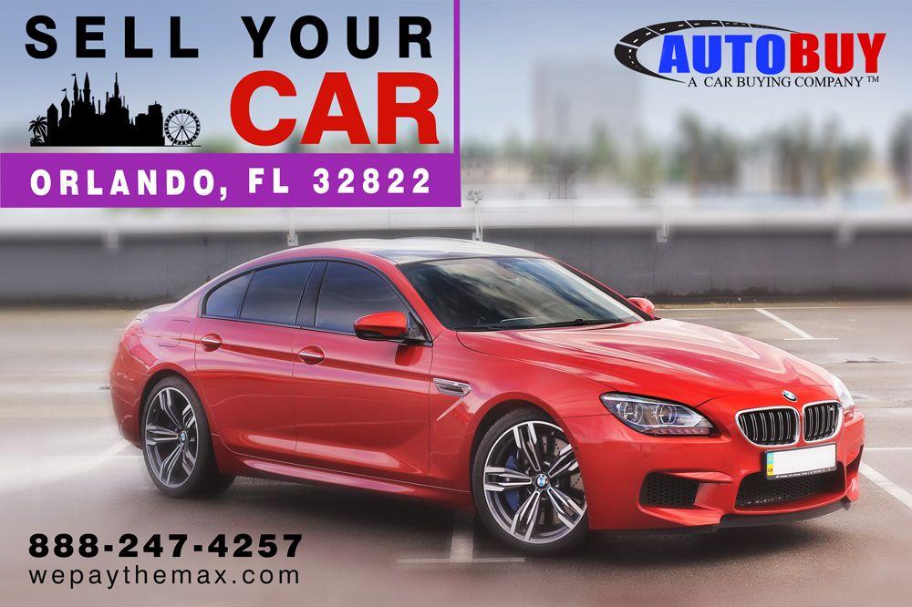 Cash for cars Orlando is no more a Herculean task. AutoBuy