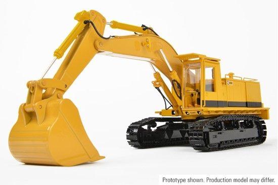 Cat 245me Mass Excavator Caterpillar Diecast Scale Models Model