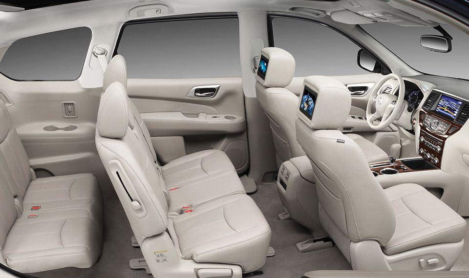 2015 Nissan Pathfinder Seating View Http Newcar Review Com 2015