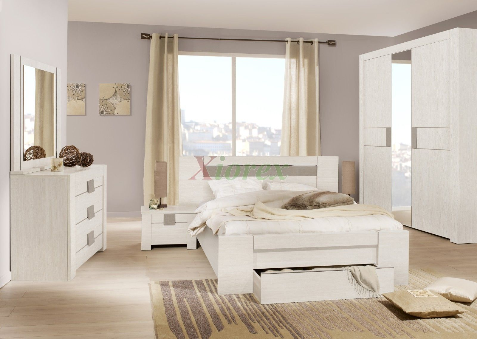 Master Bedroom Set White Ash Xiorex Gami Moka Bed Sets By Gautier Are Contemporary European