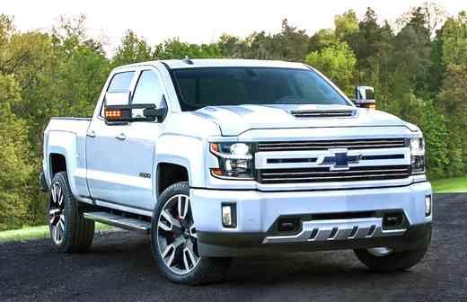 2019 Chevrolet 4500 Silverado's new medium-sized trucks ...