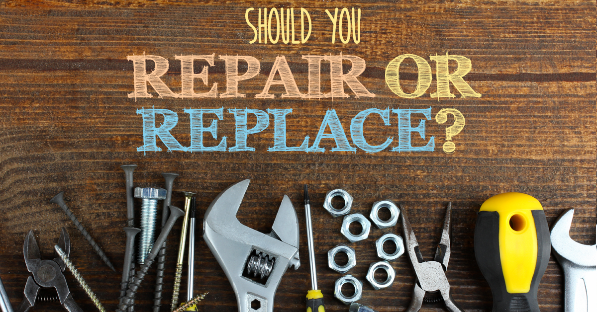 Is It Time To Repair Or Replace Your Hvac Equipment Air