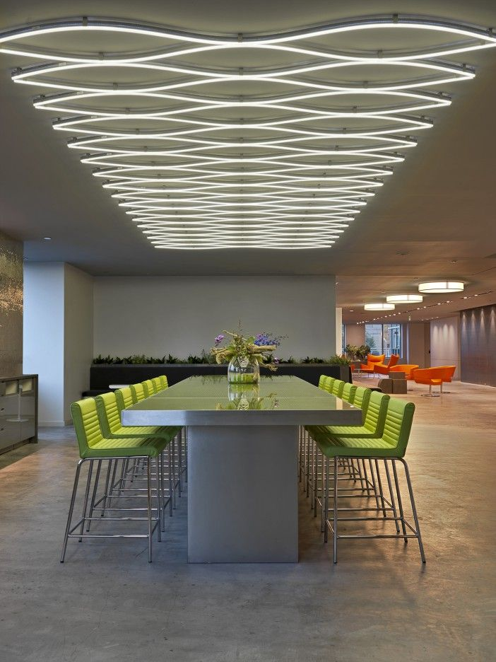 Microsoft Center iLight Technologies DESIGN - LIGHT Pinterest - innovatives interieur design microsoft