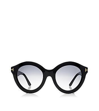 afb2b839e2672 Chiara Round Sunglasses