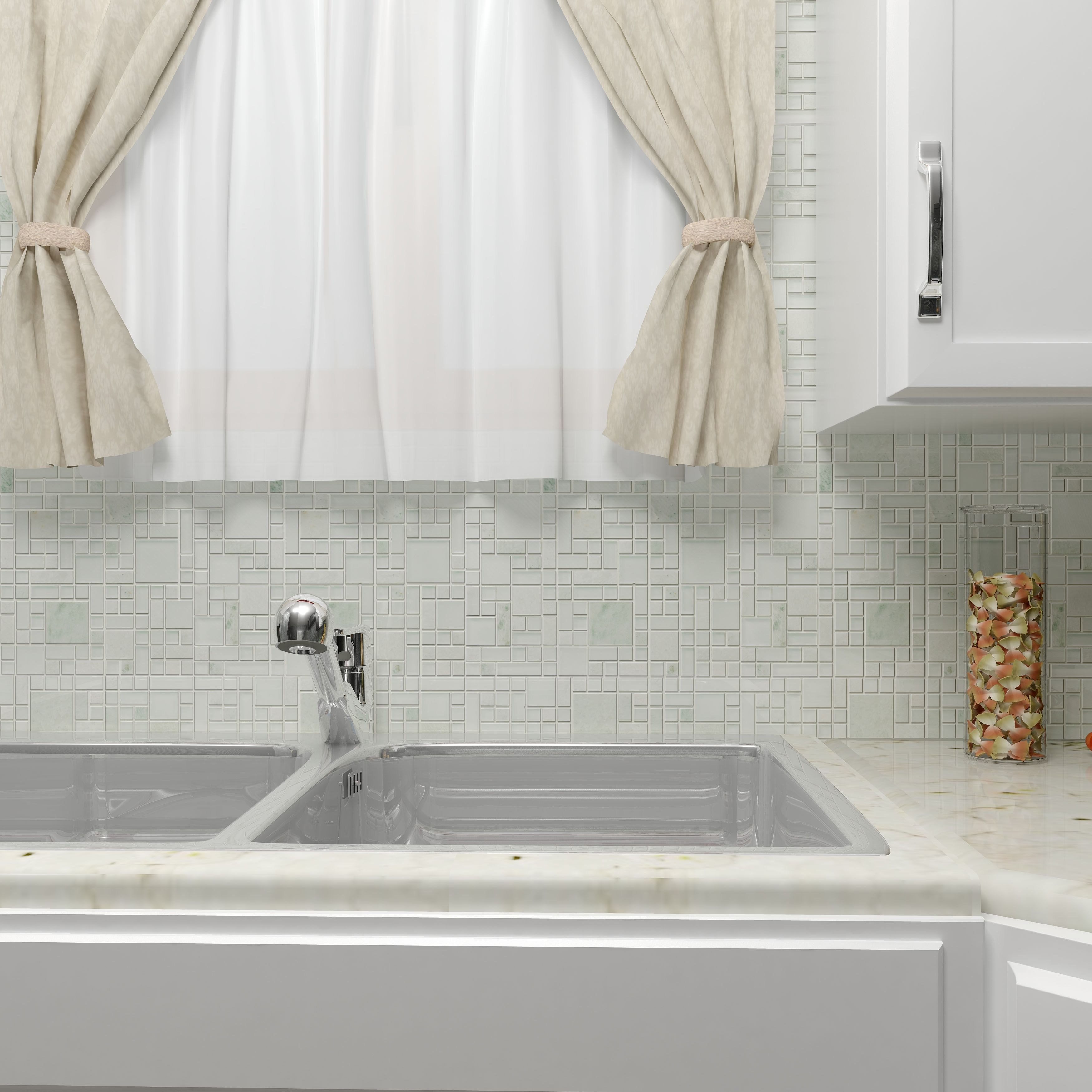Create a gorgeous backsplash in your kitchen or decorate your ...