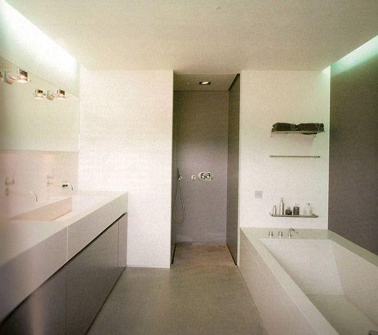 Strakke badkamer inrichting | aruvin | Pinterest | Interiors and House