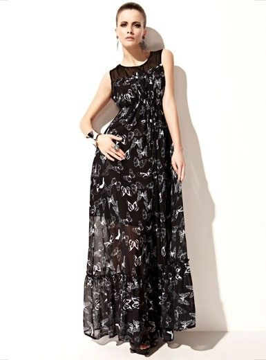 Long Elegant Romantic Dresses @Merpher. L