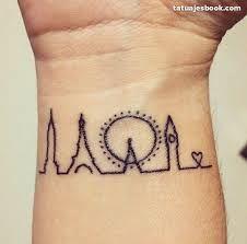 Resultado De Imagen Para Tatuajes Pequeños Para Mujeres Tumblr