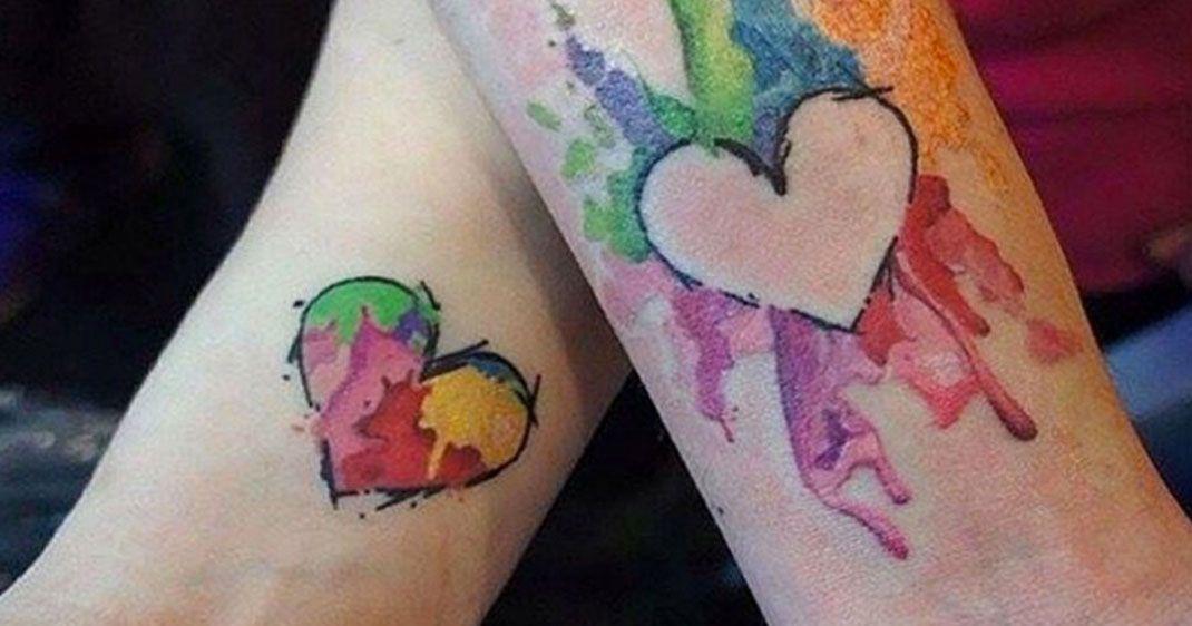 1 Tatouages Mere Fille Tatouages Tatouage Tatouages Mere Fille