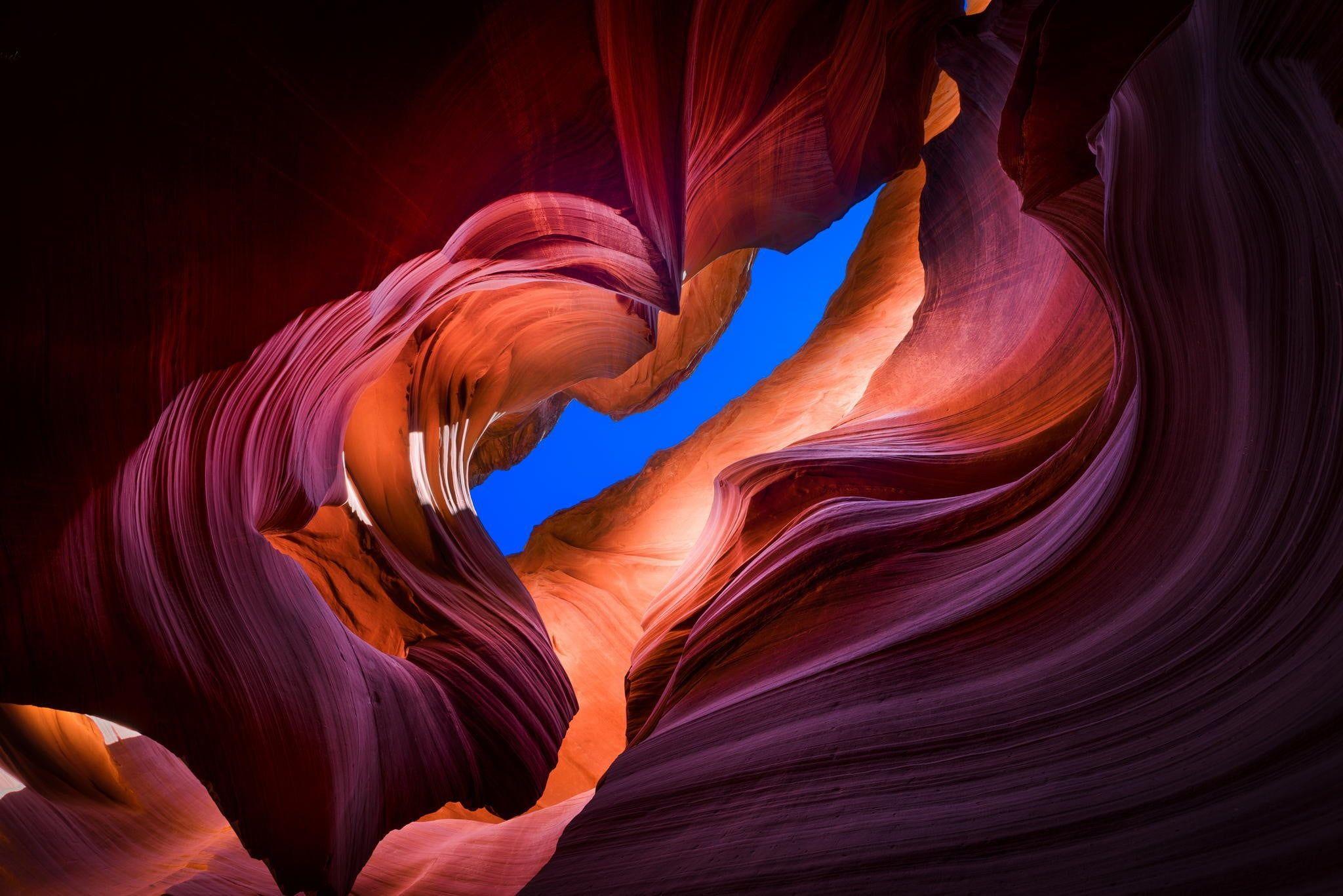 brown rock formation rock landscape cave nature
