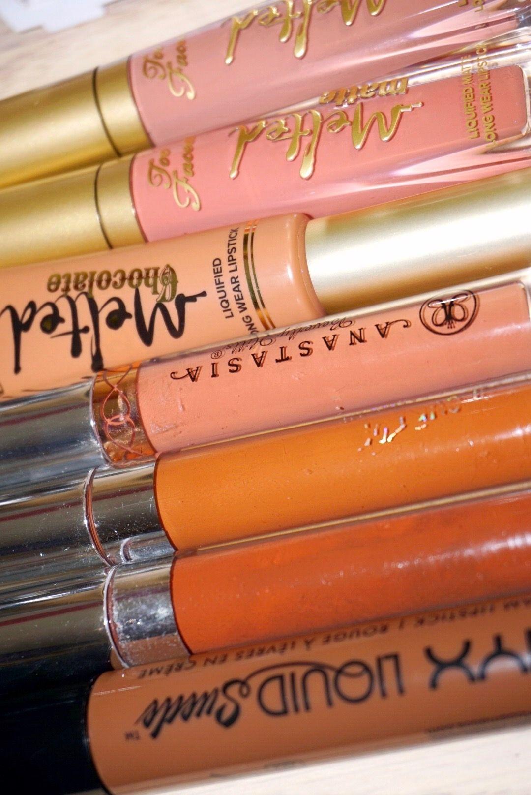 nude liquid lipsticks for brown skin | ashton liquid lipstick, ultra