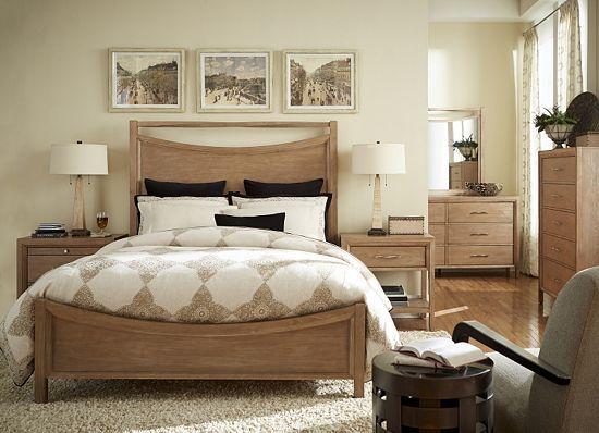 Bedrooms, Bravada Queen Panel Bed   Dark, Bedrooms | Havertys Furniture