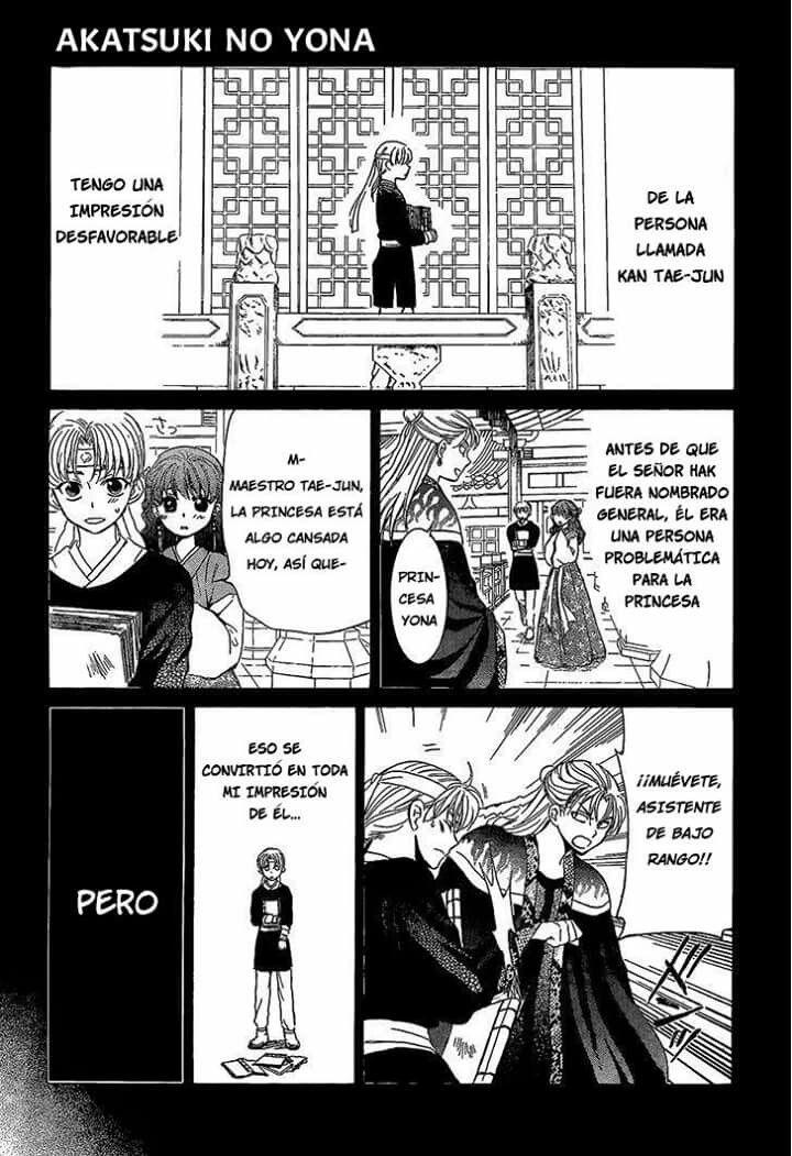 Pin de Alejandra gari en Akatsuki no Yona Manga Cap 138