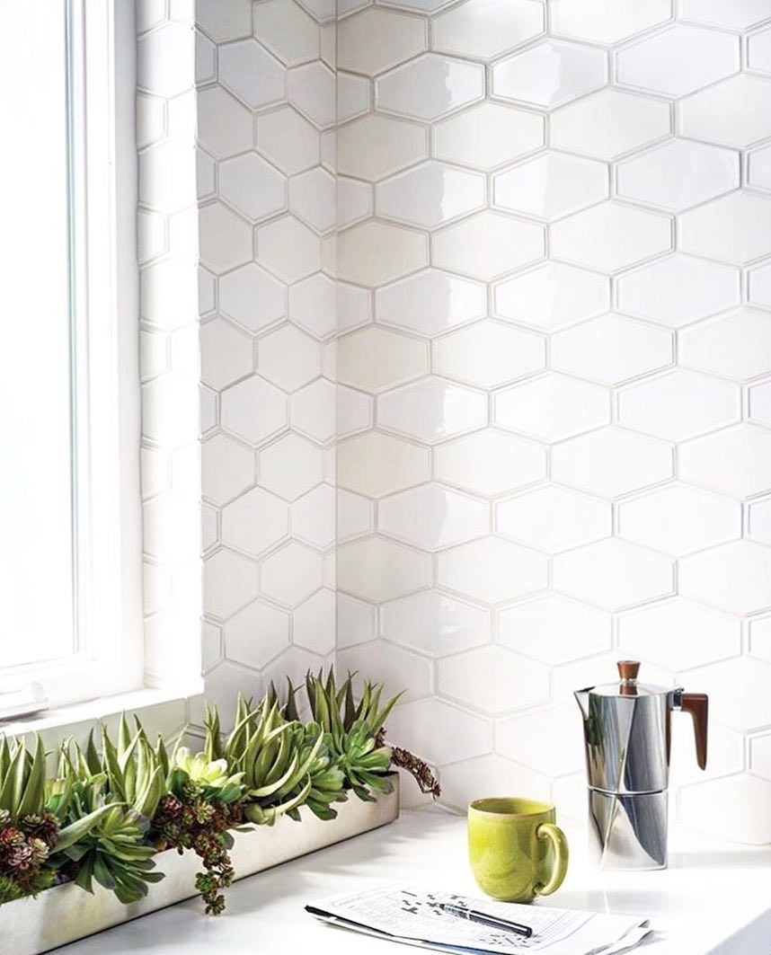 Alternative To Kitchen Wall Tiles: This Tile From @annsacks @annsacks_yvr Is Perfection And A