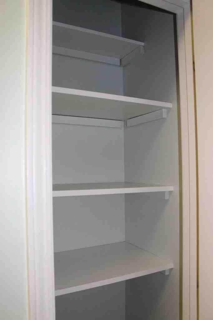 Lowes Pantry Shelving Wooden Closet Shelves Pantry Shelving
