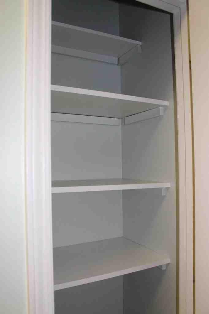 Lowes Pantry Shelving Wooden Closet Shelves Pantry Shelving