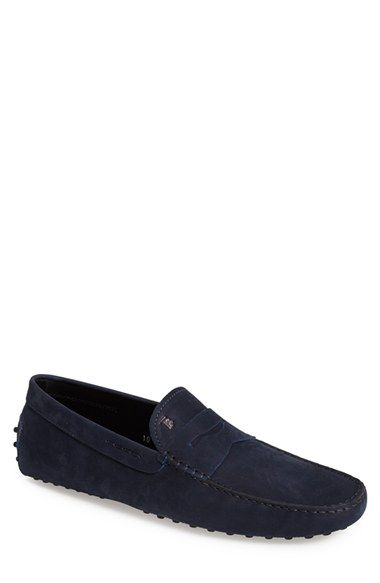 2fdd60723f2 Tod s  Gommini  Suede Driving Shoe (Men)