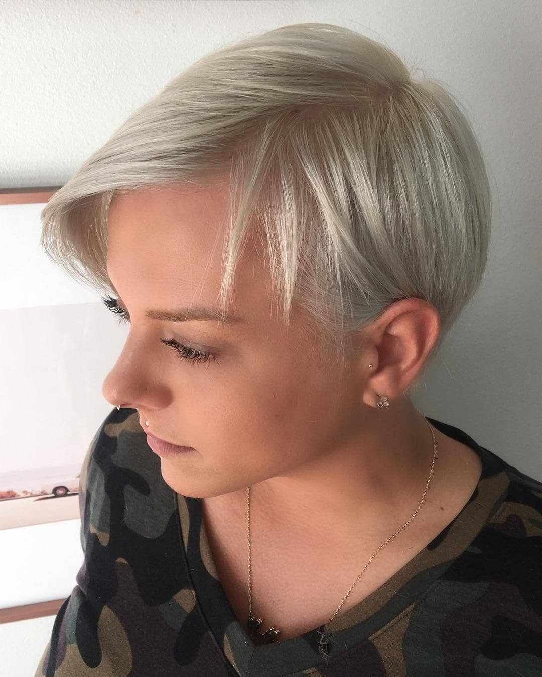 70 best short pixie cut hairstyles 2019 - cute pixie