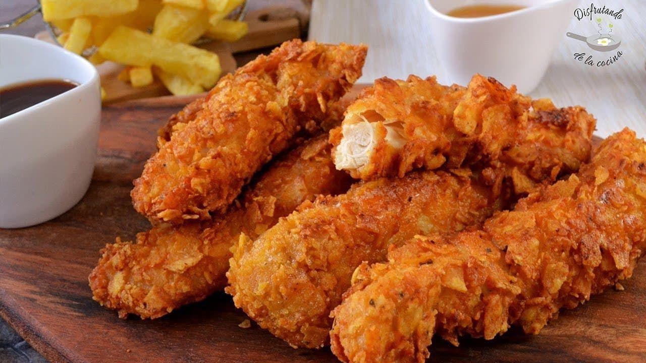 El pollo frito super CRUJIENTE!! Cómo hacerlo