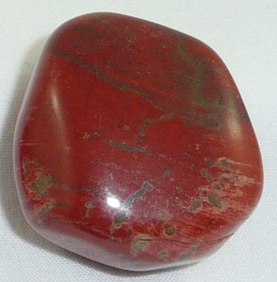 Red Jasper: used for grounding, protection and to enhance both creativity & sexuality.  Base Chakra stone.