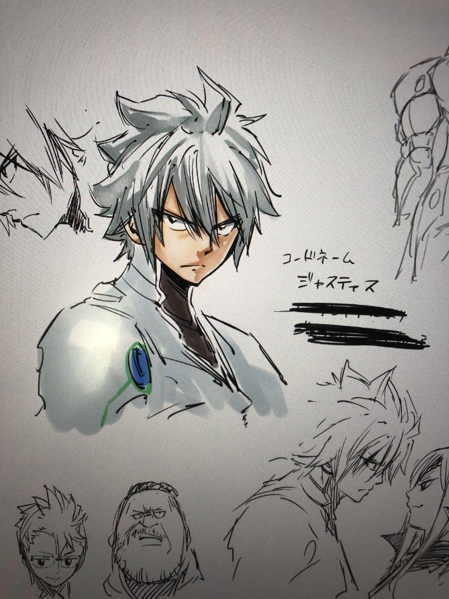 真島ヒロ on Fairy tail art, Drawings, Fairy tail anime