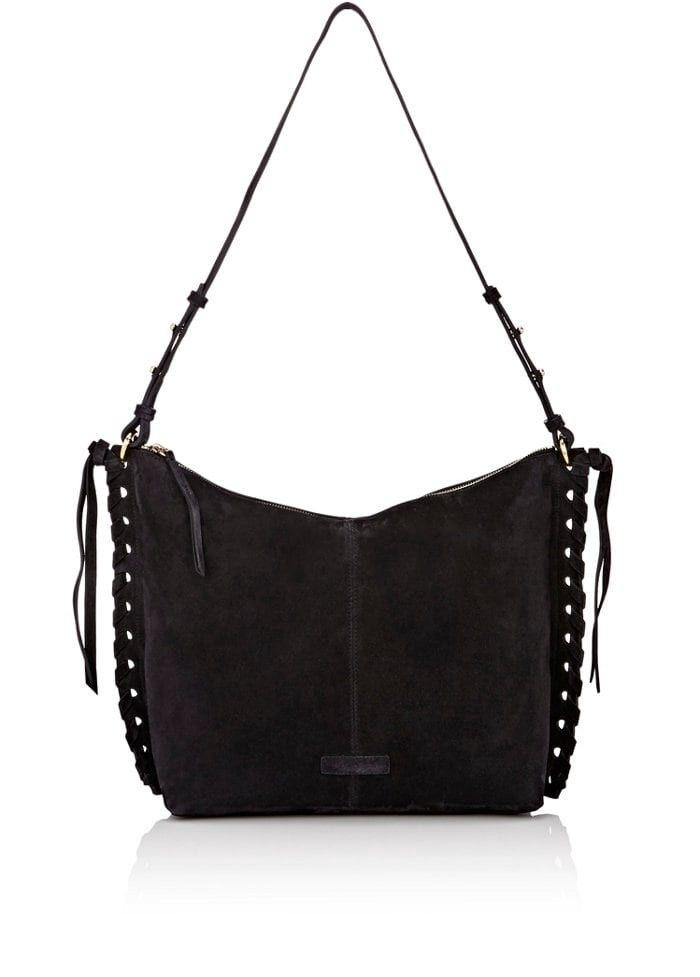 794a0446af67 ISABEL MARANT Oson Hobo Bag.  isabelmarant  bags  shoulder bags  hand bags   knit  suede  hobo