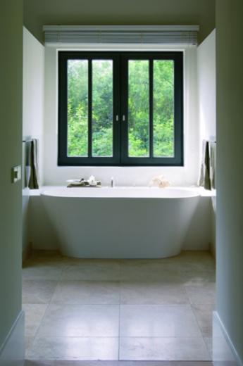 Piet boon bad onder raam badkamer pinterest badkamer raam en bad - Badkamers bassin italiaanse design ...