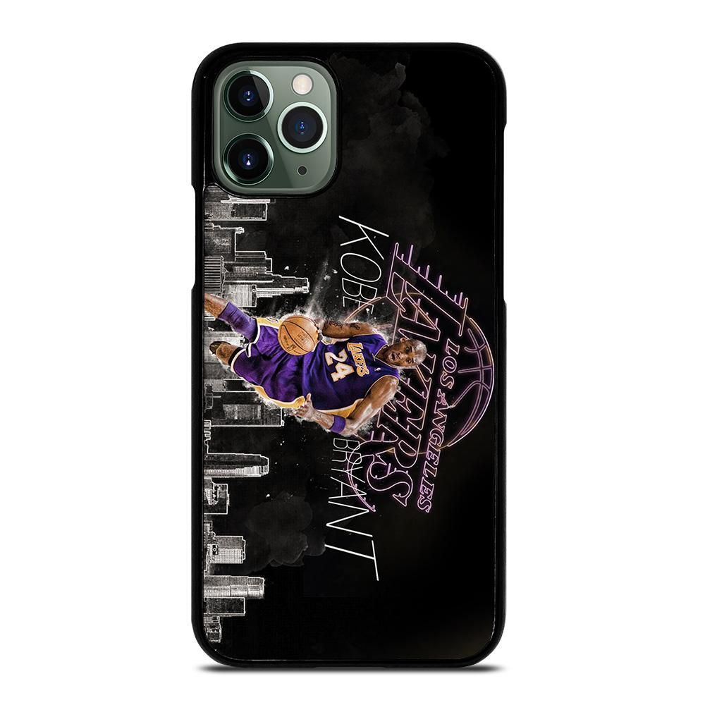 Kobe Bryant La Lakers Iphone 11 Pro Max Case