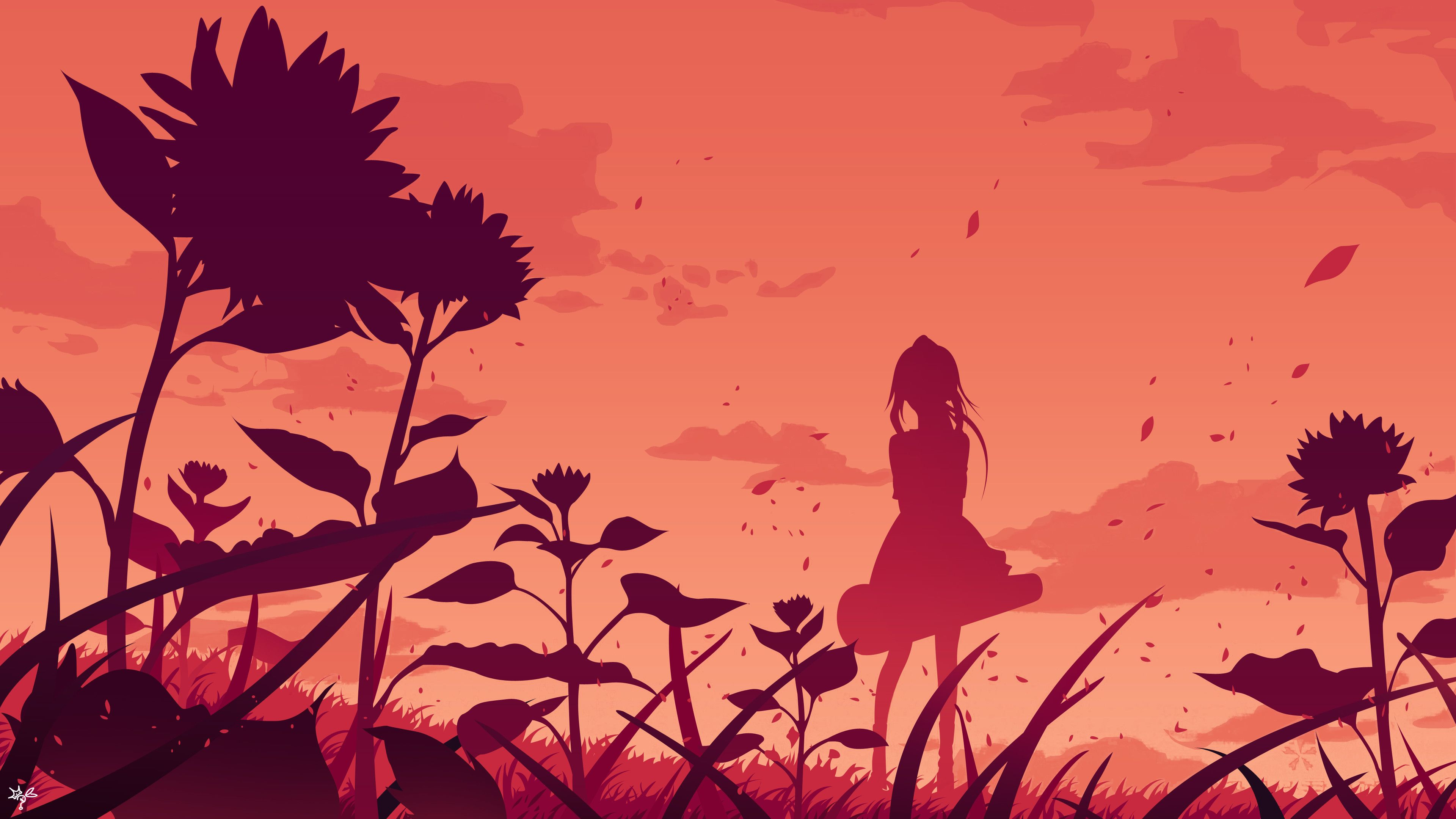 3840x2160 Your Resolution Anime, Nghệ thuật, Hình nền