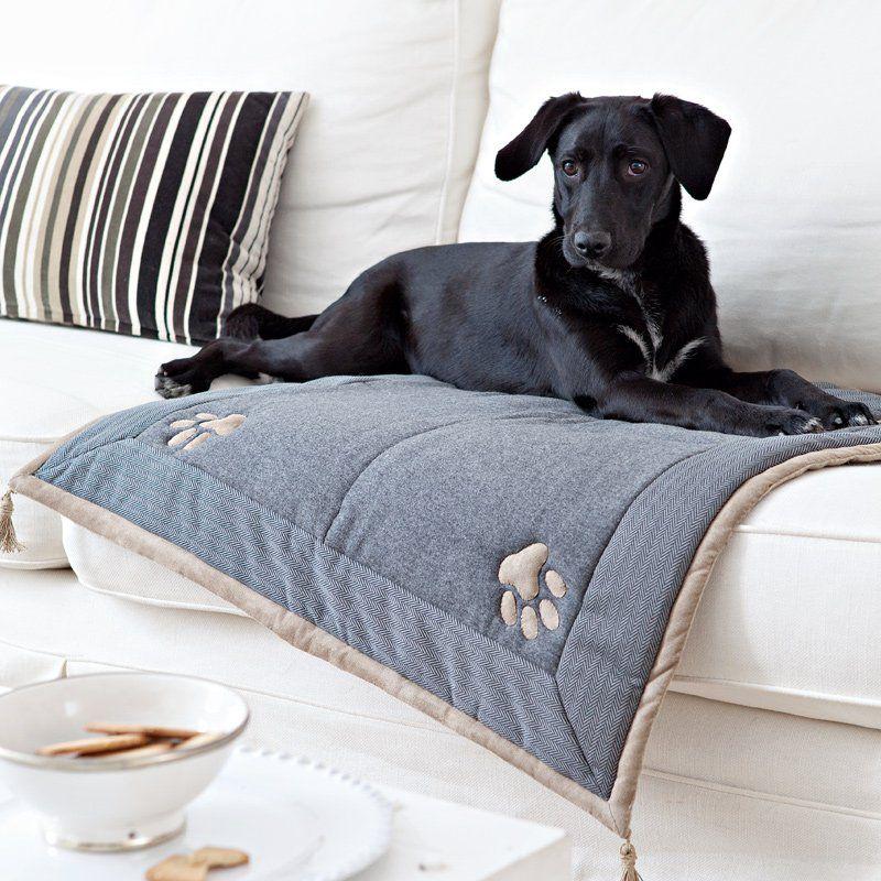 Un plaid matelassé pour chien   Pinterest
